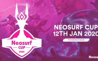 Neosurf Cup 2020 🏆