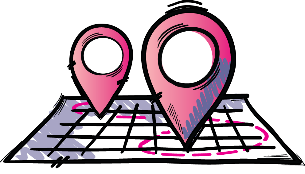 Neosurf map